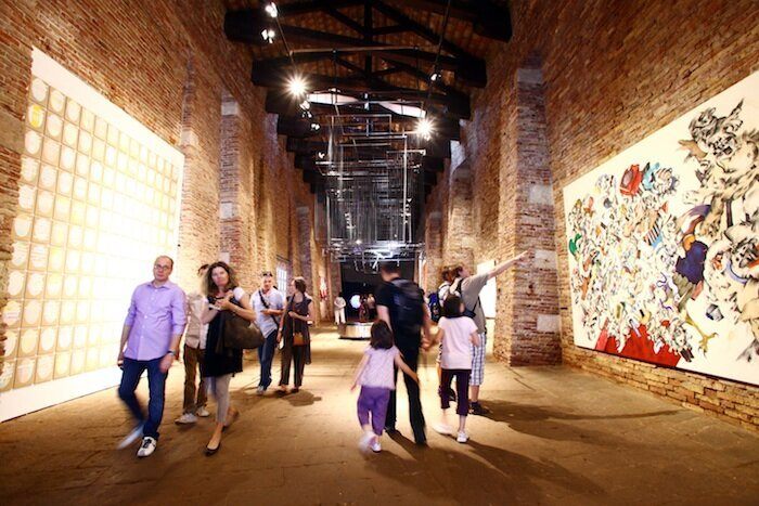 THE FUTURE OF A PROMISE: 54TH VENICE BIENNALE